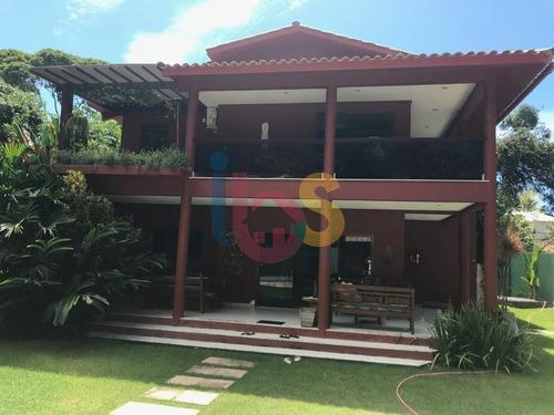 Imagem 1 de 26 de Casa 5/4 Em Arraial D'ajuda - Porto Seguro Ba - 3567