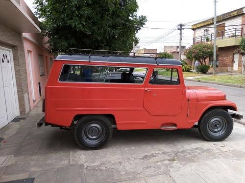 Jeep 1978 Ika