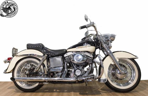 Harley Davidson - Shovelhead 1976