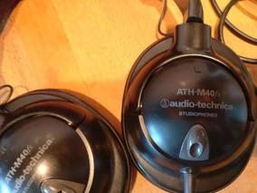 Fone De Ouvido Áudio Technica Ath-m40fs