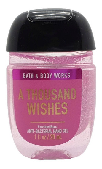 Antibacterial Hand Gel Bath & Body Works 29 Ml