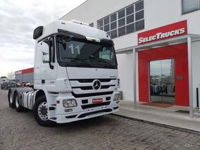 Mercedes Benz Actros 2546 = Fh 460 = Selectrucks