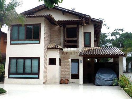 Casa À Venda, 350 M² Por R$ 2.600.000,00 - Riviera São Lourenço - Bertioga/sp - Ca0690