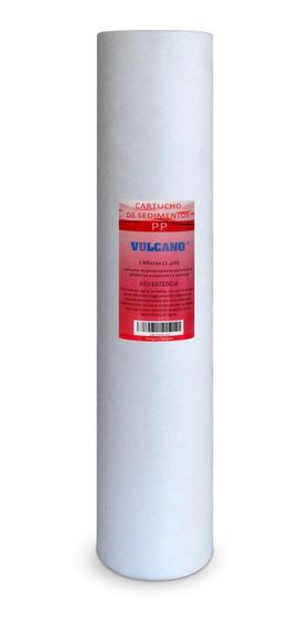 Cartucho Sedimentos Filtro Agua 1 Micra Vulcano 600250