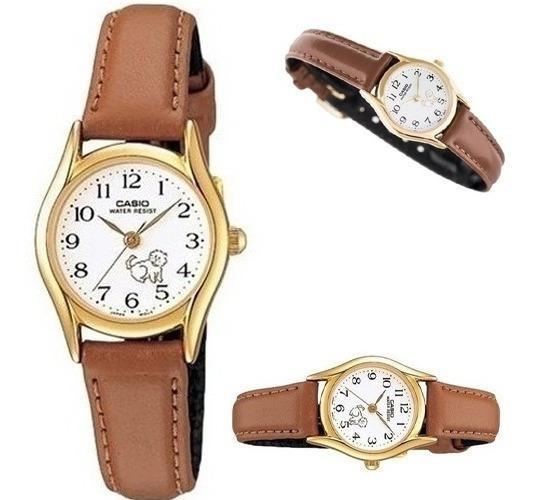 Reloj Casio Cuero Dama Ltp-1094 Colores Surtidos/relojesymas