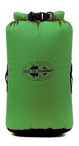Bolsa Seca Campismo 420d 5l Verde Accesorio Sea To Summit