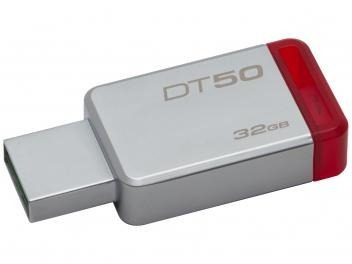 Pen Drive 32gb Kingston - Datatraveler 50 Usb 3.0