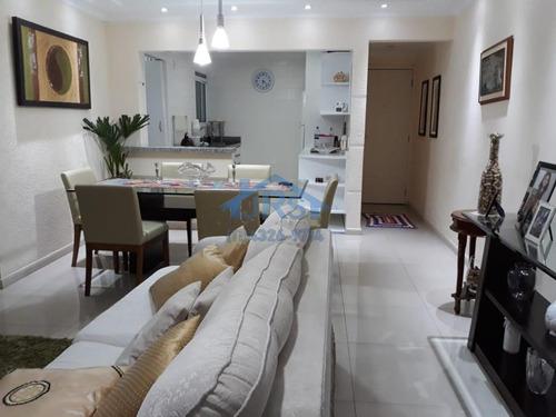 Apartamento Com 3 Dormitórios À Venda, 105 M² Por R$ 636.000,00 - Jardim Tupanci - Barueri/sp - Ap4045