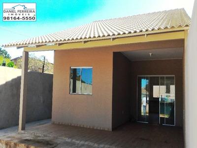 Casa No Centro De Santo Antônio Do Descoberto Go - Ca00014 - 4765246