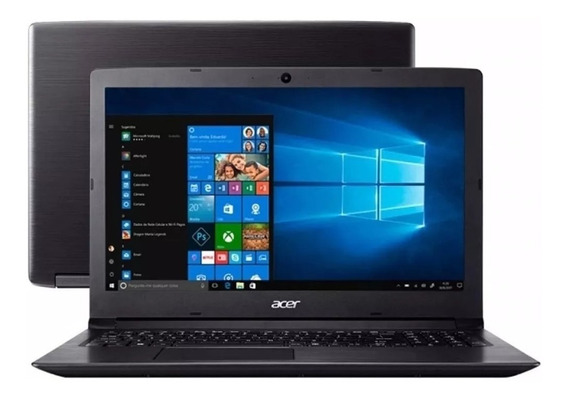 Notebook Acer Aspire 3 A315-53-34y4 4gb- 1tb- 15,6 Win 10