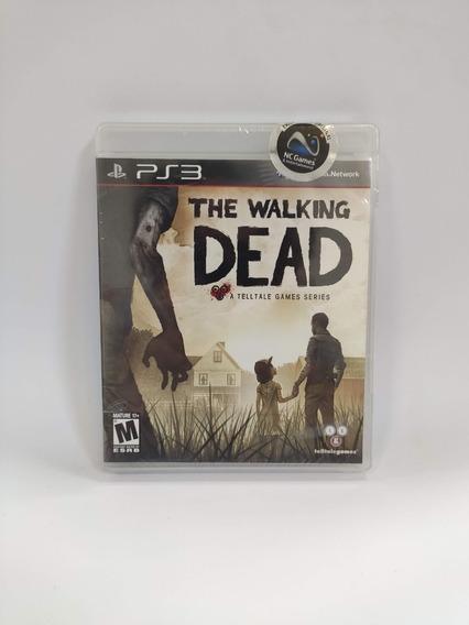 The Walking Dead Telltale Ps3 Mídia Física Novo Lacrado