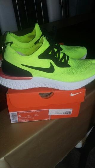 Zapatillas Nike Epic React Fliknit 9us