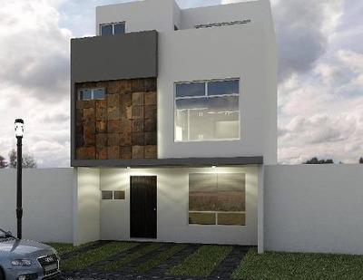 Casas En Pre-venta Bugambilias Puebla Pue