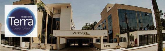 Sala Comercial À Venda, Vintage Offices, Granja Viana. - Sa0017