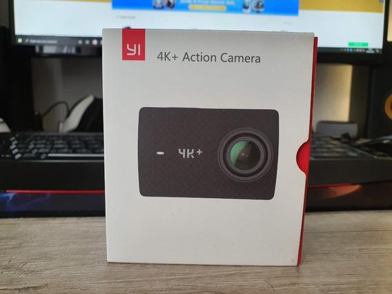 Câmera De Ação Xiaomi Yi 4k+, Câmera Esportiva 4k 60fps