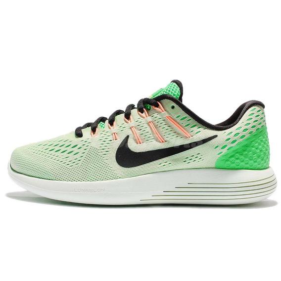 Tênis Nike Lunarglide 8 De Corrida Vrd Tam 34 Pronta Entrega