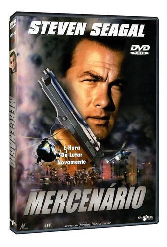 Dvd - Mercenário - ( 2006 ) - Steven Seagal - Lacrado | Mercado Livre
