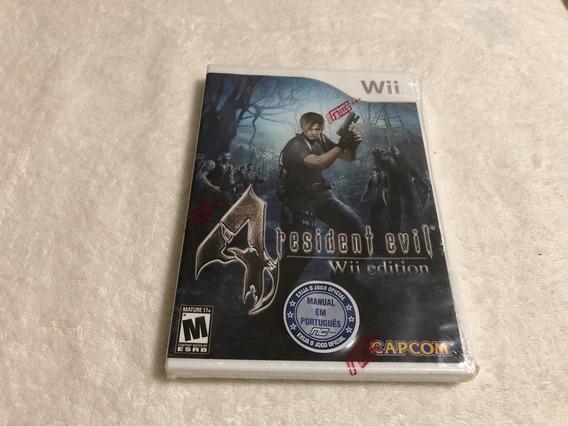 Resident Evil 4 Wii Edition - Lacrado