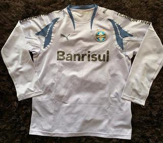 Camisa Grêmio 2007 Goleiro Puma