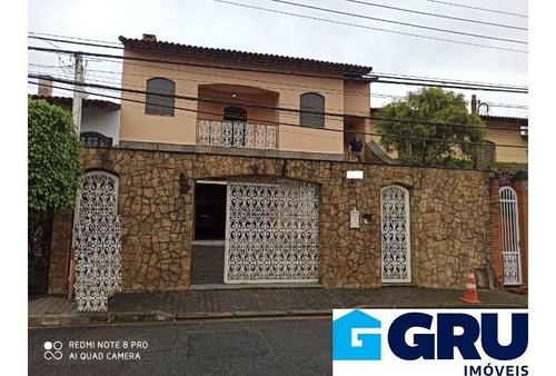 Excelente Sobrado Lacalizado Na Vila Galvão - Sob261