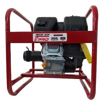 Vibrador Para Concreto Con Motor Kohler