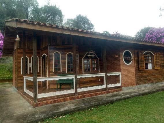 Chácara Em Centro (canguera), São Roque/sp De 110m² 2 Quartos À Venda Por R$ 450.000,00 - Ch307663