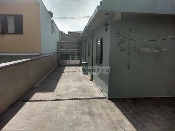 Casa Com 3 Dormitórios À Venda, 140 M² Por R$ 650.000,00 - Jardim Hollywood - São Bernardo Do Campo/sp - Ca0326