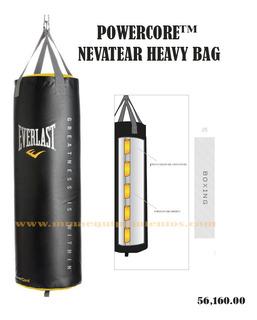 Saco Boxeo Mma Everlast Power Core Nevatear 1 Metro