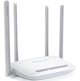 Mercusys Roteador Digital Wireless N300 Mbps 4antenas Mw325r