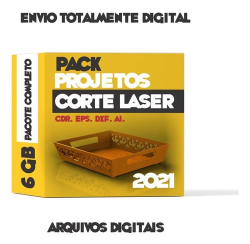 Pacote Digital - Arquivos Para Corte Laser