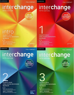 Interchange Full Contact 5th Fifth Edition Libro Físico