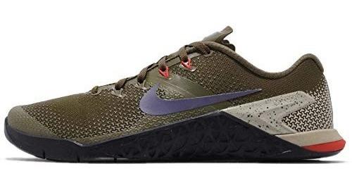Tenis Nike Metcon 4 Crossfit Hombre