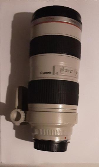 Lente Canon Ef 70-200 1:2.8 L Is Ii Usm