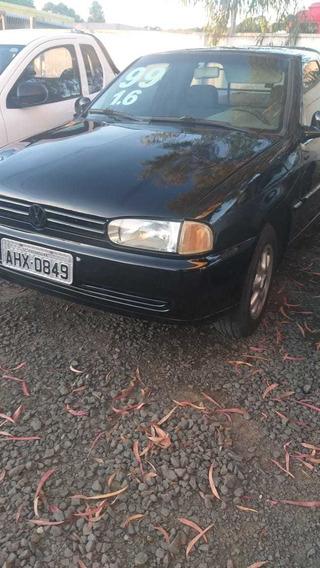 Volkswagen Saveiro 1.6 Mi Cl 2p Gasolina 1999