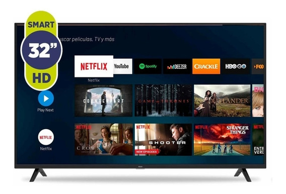 Smart Tv Rca 32 X32sm Hd Led Hdmi Usb