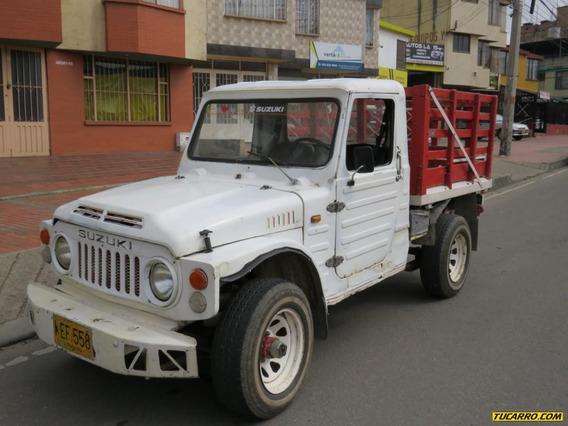 Suzuki Lj Lj80 Estacas 4x4