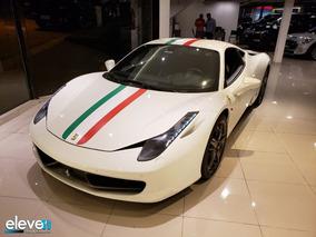 Ferrari 458 Italia 4.5 V8 F1-dct