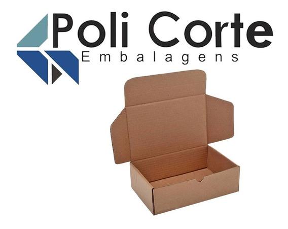 50 Caixas De Papelão P/ Correios/ M. Livre/ Sedex 14x10x7