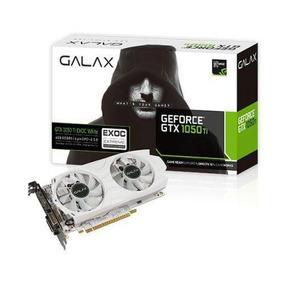 Placa De Vídeo Gtx 1050ti Oc Exoc 4gb Ddr5 White 128 Bits