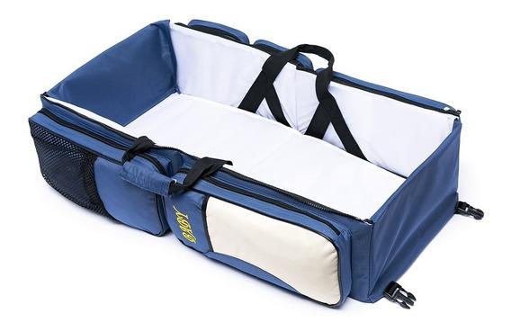 Bolsa Cama De Viagem P/ Bebê Portátil Berço Multi Função