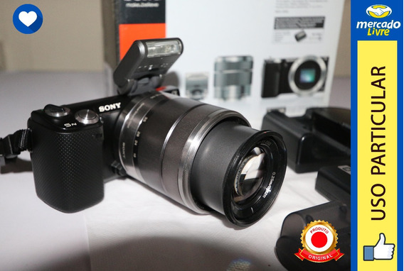 Camera Fotografica Sony Nex 5 - Com Caixa