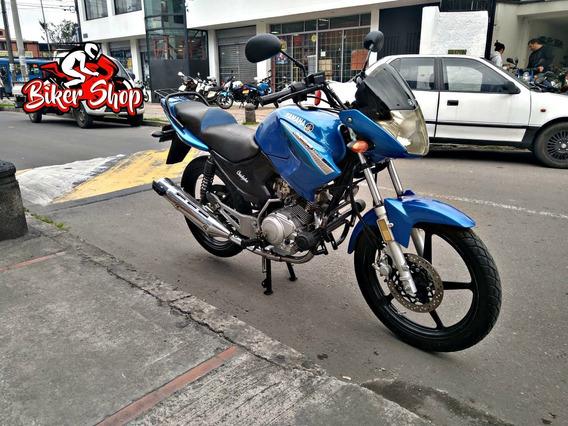 Yamaha Ybr 125 Modelo 2014 Solo En Biker Shop