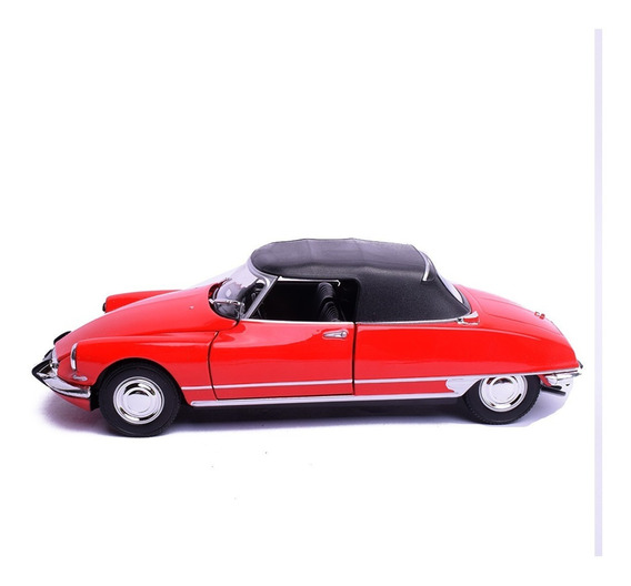 Auto De Colección Welly Citroen Ds 19 Cabriolet Convertible
