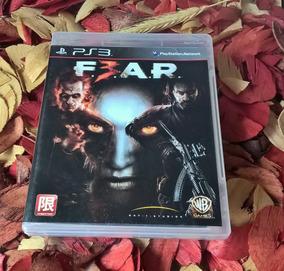 Fear 3 - Mídia Física - Impecável - Ps3