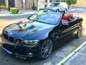 Bmw Serie 3 3.0 335cia Cabriolet At 2009
