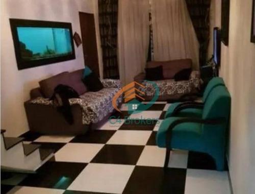 Imagem 1 de 20 de Sobrado Com 4 Dormitórios À Venda, 375 M² Por R$ 775.000,00 - Jardim Vila Formosa - São Paulo/sp - So0431