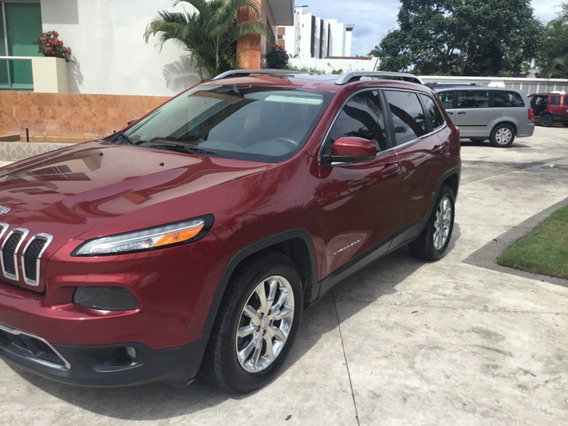 Jeep Cherokee Limited Premium 2015