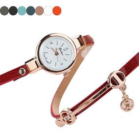 Kit 7 Relógio Feminino Preço D Revenda Barato Ganhe Dinheiro