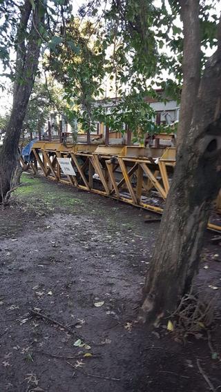 Puente Grúa Con Aparejo De 8 Tn Con Luz De 17 Mts
