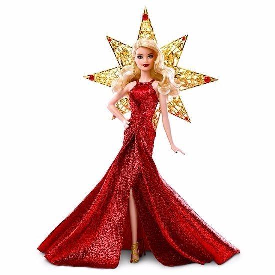 Barbie 2017 Holiday